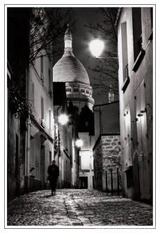 'Rue Saint-Rustique' 1994