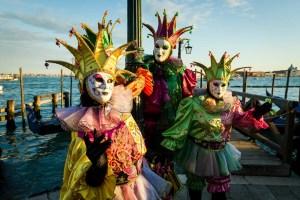 Carnaval de Venise - 23 février 2014 (c) Francesco Saverio Lafronza