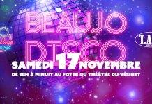 Beaujo'disco : concert live au Foyer du Théâtre