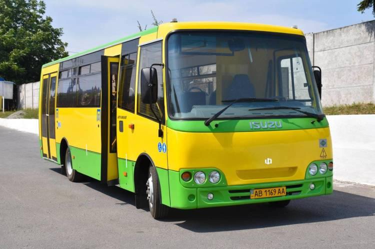 У Франківську запрацював автобусний маршрут для дітей з інвалідністю (ВІДЕО)