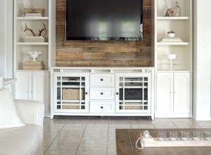 Oh Sweet Weathered Pallet Wood Wall…