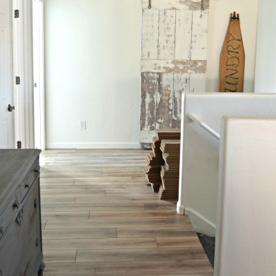 Our New Mannington Floors: Phase One