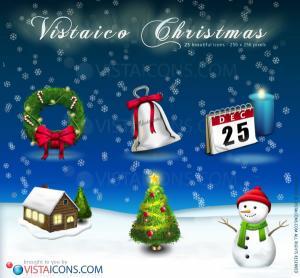 VistaICO Christmas