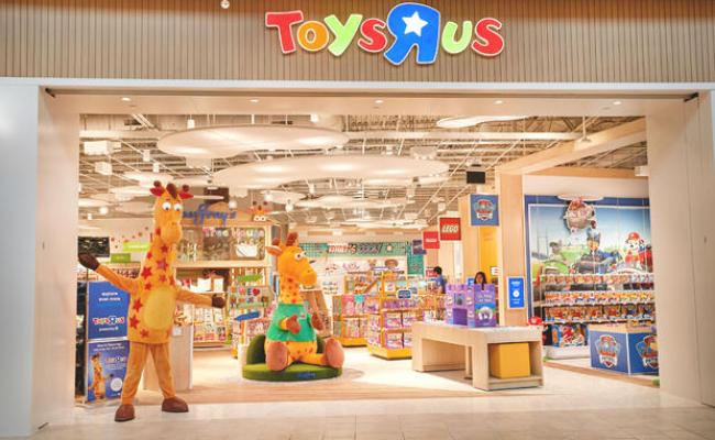 Toys R Us Opens First Physical Store Since Going Bankrupt
