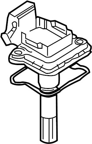Volkswagen Beetle Direct Ignition Coil. Audi. VIN, Liter
