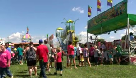 Vigo County Fair Dates 2020.Vigo County Fair In Full Swing