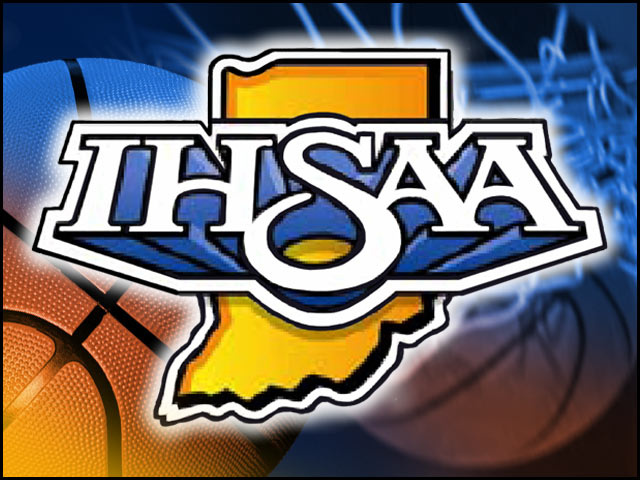IHSAA Basketball Logo