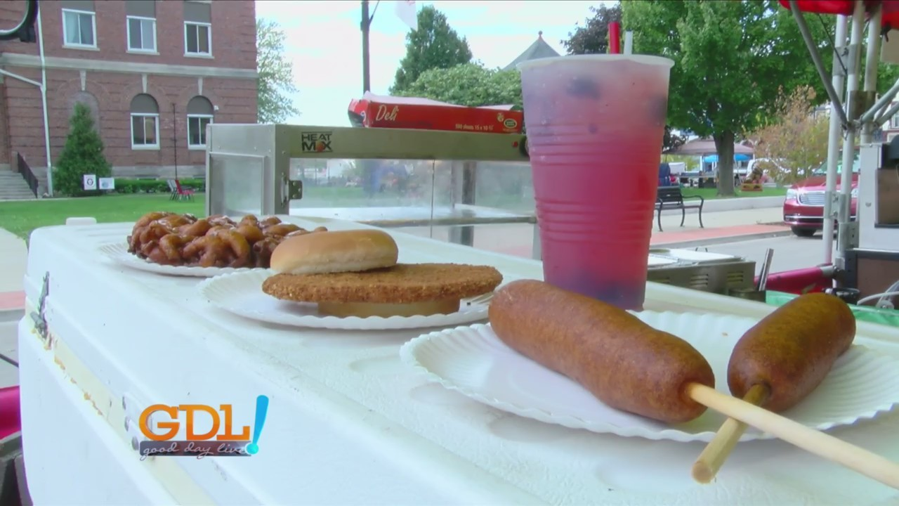 Good Day Live, autumn fest food