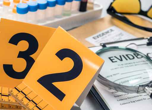 Identification Numbers, various laboratory tests forensic equipm_1559938225522