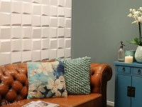 3D Wall Panels Oberon design | WallArt