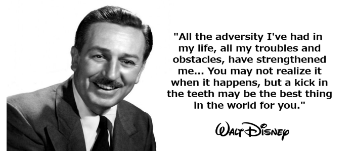 Walt Disney Quote #1