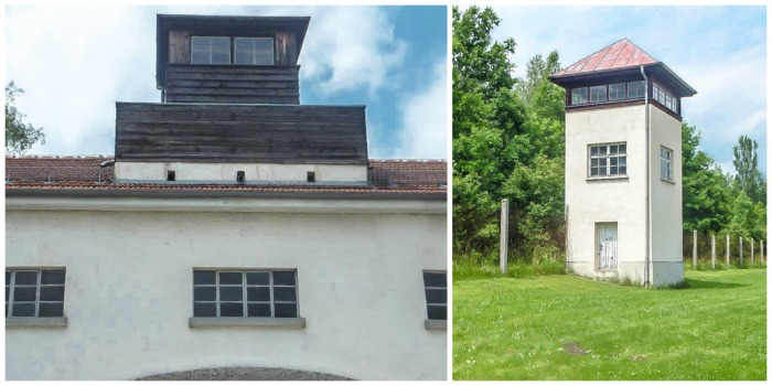 Visiting Dachau Concentration Camp memorial site | outside Munich, Germany | World War 2 | WWII | watch towers