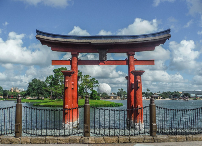 Foodie and the Feast // 20 Countries in 1 Day at the Epcot Food & Wine Festival   Japan pavilion at the EPCOT Food & Wine Festival