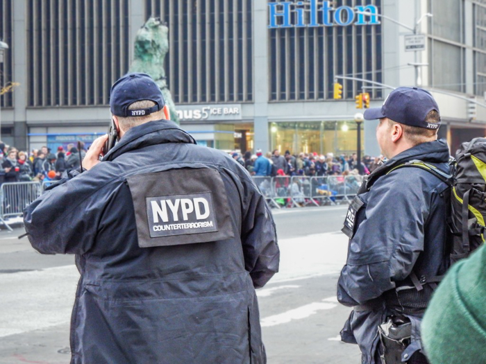Do This, Not That // Macy's Thanksgiving Day Parade   Counterterrorism at Macy's Thanksgiving Day Parade in New York City