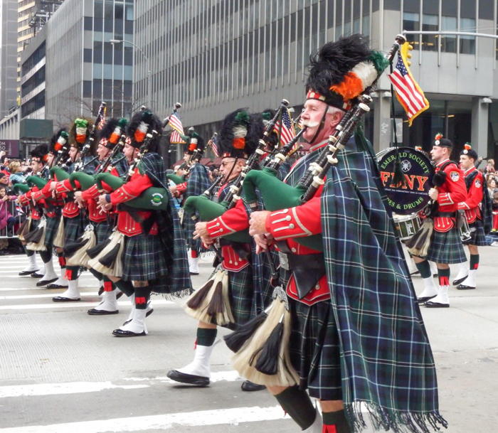 Do This, Not That // Macy's Thanksgiving Day Parade   NYFD bagpipers at the Macy's Thanksgiving Day Parade in New York City