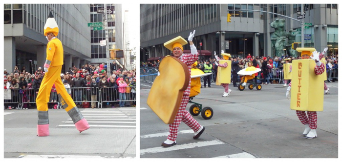 Do This, Not That // Macy's Thanksgiving Day Parade tips | Weird clowns at the Macy's Thanksgiving Day Parade in New York City