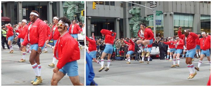 Do This, Not That // Macy's Thanksgiving Day Parade   610 Stompers at the Macy's Thanksgiving Day Parade in New York City