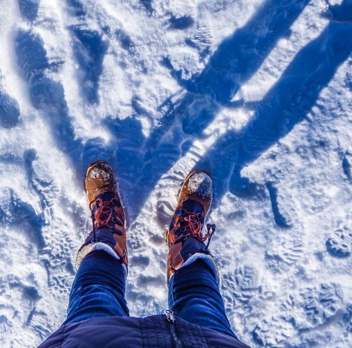 Hôtel de Glace // Straight Chillin' at Québec City's Ice Hotel   Québec City's ice hotel   Super snow boots