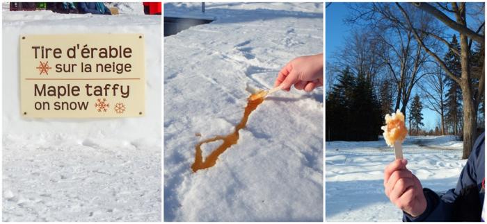 Hôtel de Glace // Straight Chillin' at Québec City's Ice Hotel | Québec City's ice hotel | The maple sugar shack