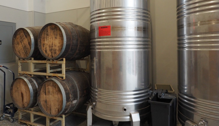 How to Tour Beer // Cigar City Brewery | Tampa, Florida | Taking a tour | Beer barrels