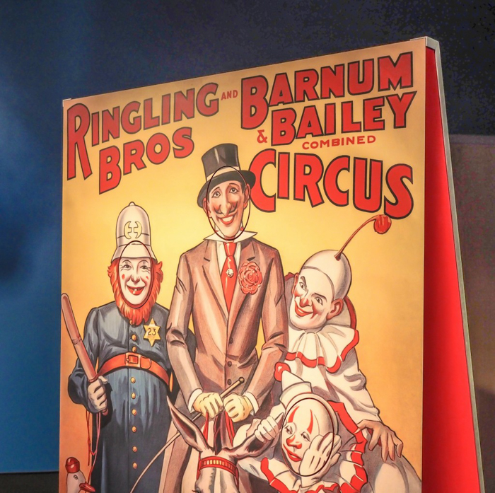 How creepy is the Ringling Brothers Circus Museum   Sarasota, Florida   Barnum and Bailey Circus   Greatest Show on Earth   The Greatest Showman   Circus history   Clowns   What to do in Sarasota