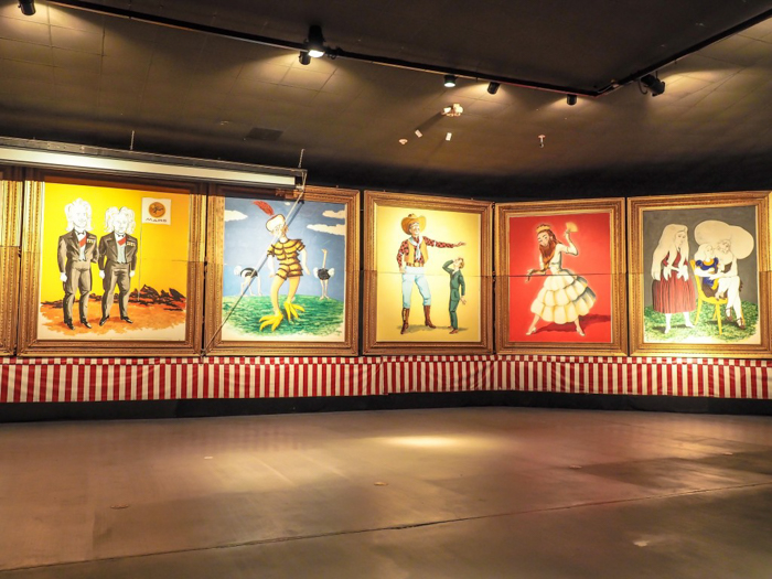 How creepy is the Ringling Brothers Circus Museum   Sarasota, Florida   Barnum and Bailey Circus   Greatest Show on Earth   The Greatest Showman   Circus history   Clowns   circus freaks
