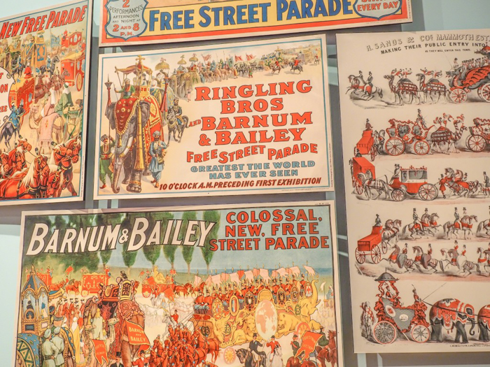 How creepy is the Ringling Brothers Circus Museum   Sarasota, Florida   Barnum and Bailey Circus   Greatest Show on Earth   The Greatest Showman   Circus history   Clowns   What to do in Sarasota   Vintage posters