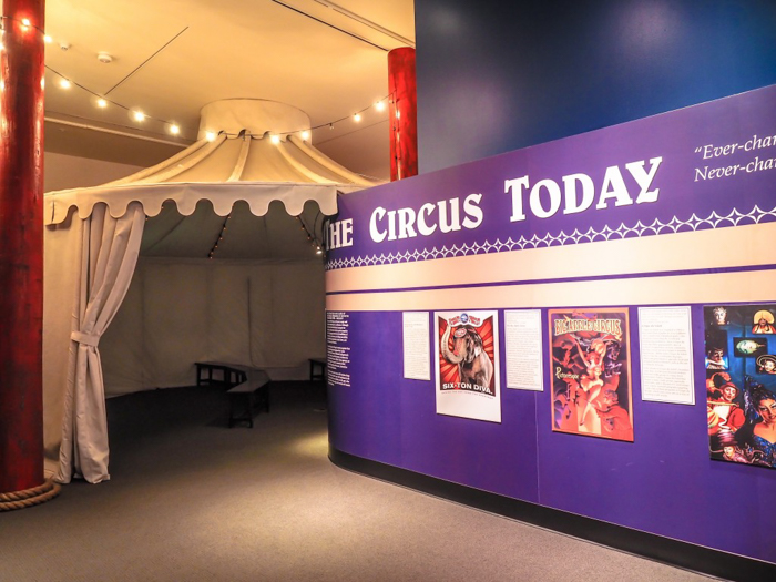 How creepy is the Ringling Brothers Circus Museum   Sarasota, Florida   Barnum and Bailey Circus   Greatest Show on Earth   The Greatest Showman   Circus history   Clowns   circus tent