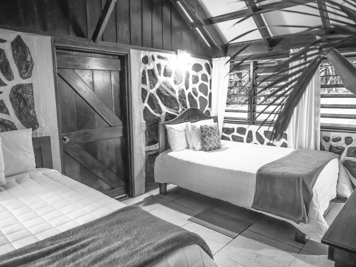 Black Rock Lodge | Belize | Classic cabin 1 at Black Rock Lodge in San Ignacio, Belize