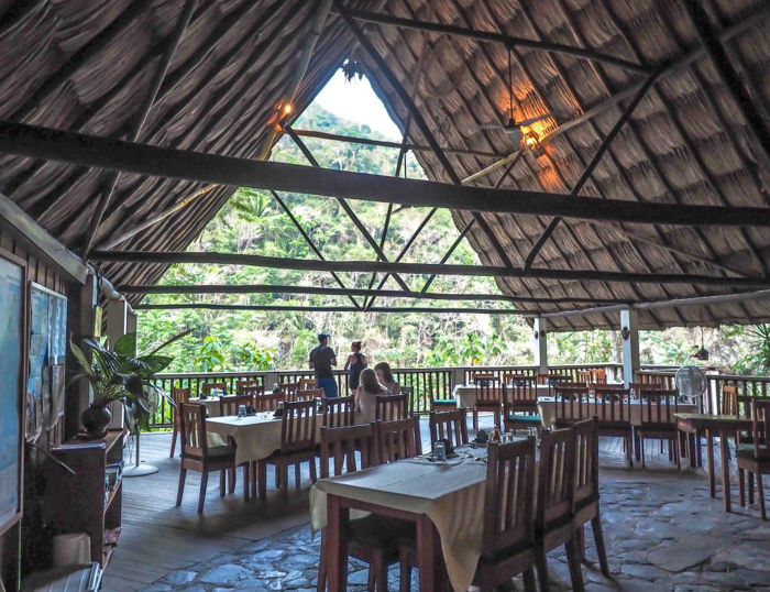 Black Rock Lodge | Belize | The restaurant at Black Rock Lodge in San Ignacio, Belize