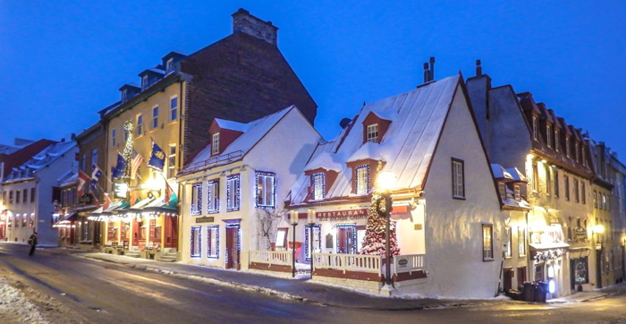 Aux Anciens Canadiens | The Best Spots to Eat + Drink in Québec City | Canada