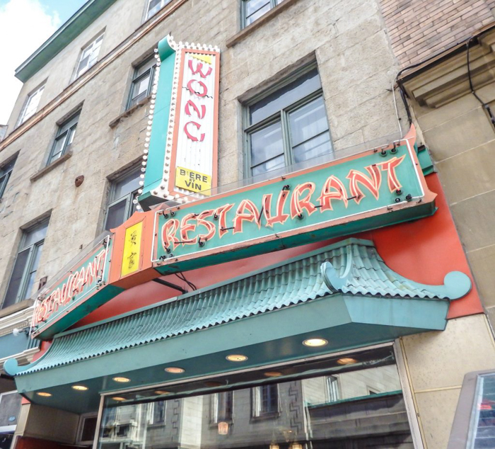 The Best Spots to Eat + Drink in Québec City | Lunch at Restaurant Wong