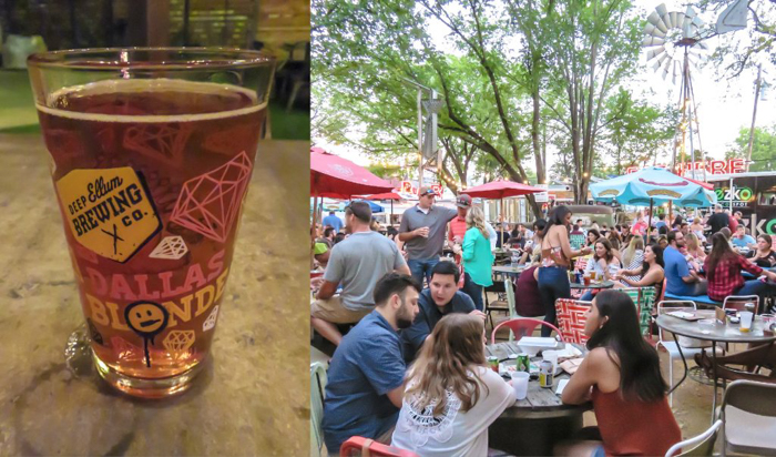 3 cities in 3 days in Texas | Dallas, Austin, San Antonio | What to do in Texas | Where to go in Texas | What to see in Texas | Dallas CityPASS | Deep Ellum Brewing and Truck Yard