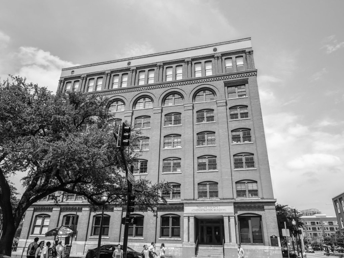 Dealey Plaza and the Sixth Floor Museum in Dallas, Texas // Part of the Dallas CityPASS