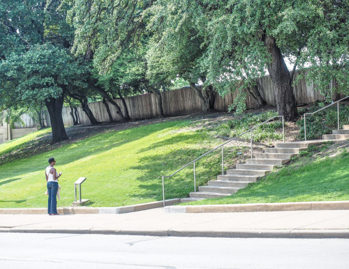 The Grassy Knoll in Dallas, Texas // Dealey Plaza and the Sixth Floor Museum // Part of the Dallas CityPASS