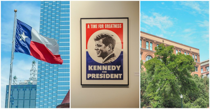Dealey Plaza and the Sixth Floor Museum // Part of the Dallas, Texas CityPASS