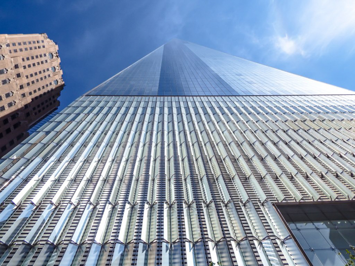 Visiting One World Trade Center near the 9/11 Museum and Memorial // Freedom Tower // One World Observatory