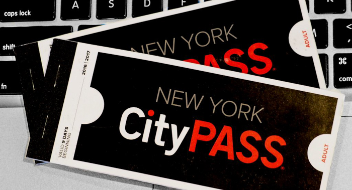 New York CityPASS for visiting both the Empire State Building and the Top of the Rock observation decks