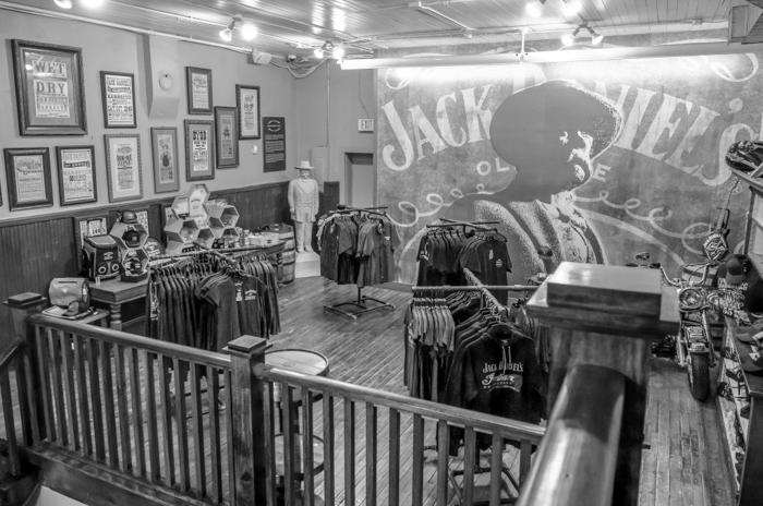 Jack Daniel's distillery tour | Hardware store | gift shop | Lynchburg, Tennessee