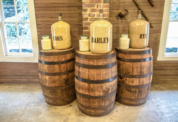 Jack Daniel's Distillery tour in Lynchburg, Tennessee | Tennessee Whiskey | perfect day trip from Nashville | Southern lunch at Miss Mary Bobo's Boarding House | Jack Daniel's Honey | Jack Daniel's Fire | Gentlemen Jack | Jack Daniel's Single Barrel Select | Old no. 7 | whiskey ingredients