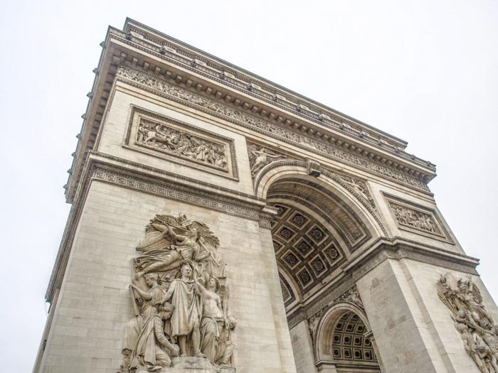 3 days in Paris, France | Paris Museum Pass | Paris Passlib' | Paris Visite | Arc de Triomphe
