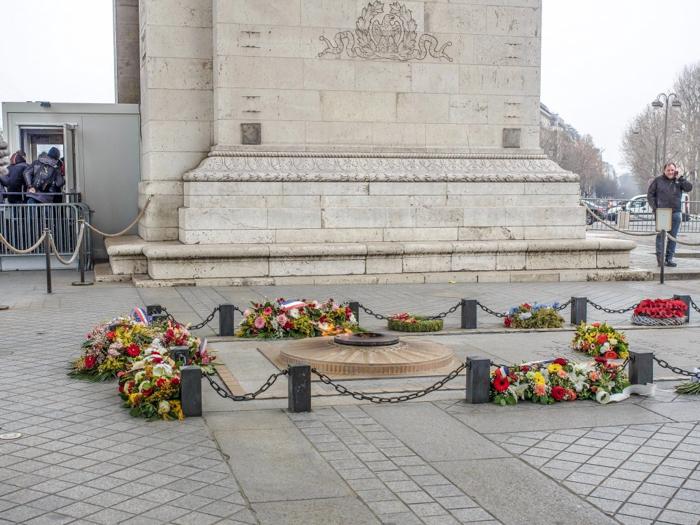 3 days in Paris, France | Paris Museum Pass | Paris Passlib' | Paris Visite | Arc de Triomphe | eternal flame | tomb of the unknown soldier