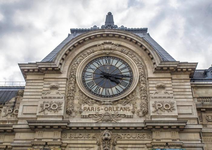 3 days in Paris, France | Paris Museum Pass | Paris Passlib' | Paris Visite | Musée d'Orsay | clock exterior