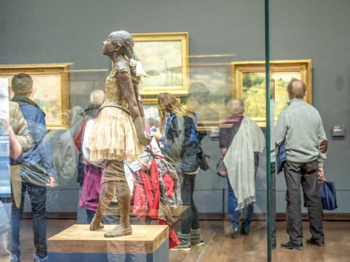 3 days in Paris, France | Paris Museum Pass | Paris Passlib' | Paris Visite | Musée d'Orsay | Degas ballerina sculpture
