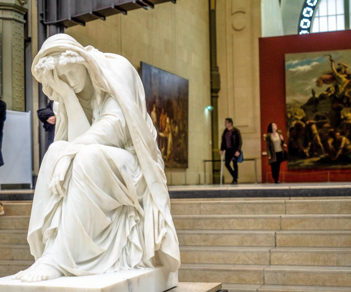 3 days in Paris, France | Paris Museum Pass | Paris Passlib' | Paris Visite | Musée d'Orsay | sculpture