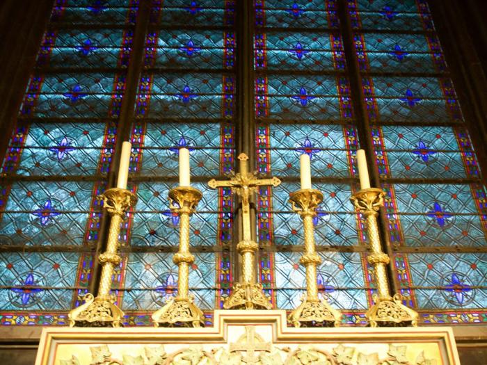 3 days in Paris, France | Paris Museum Pass | Paris Passlib' | Paris Visite | Notre Dame Cathedral | stained glass window