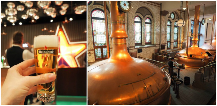 3 days in Amsterdam | Heineken Experience | VIP tour and tasting | Beer and cheese | brewery