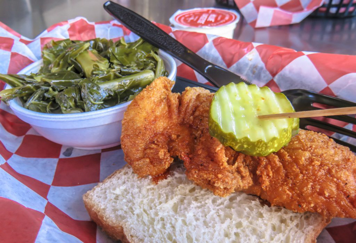How Hot is Mild? An Exploration of Nashville Hot Chicken