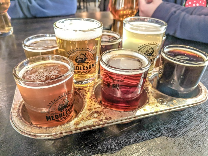 Guide to Memphis craft breweries | Meddlesome Brewing Company, Cordova, Tennessee | Beers