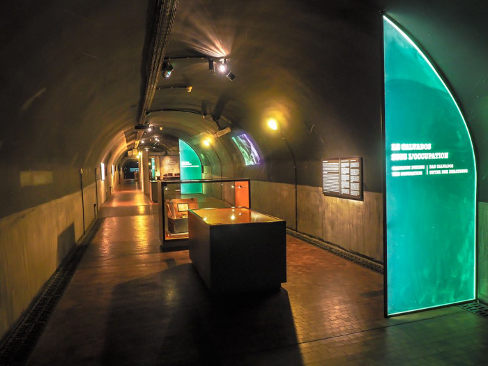 The best D-Day sites to visit in Normandy, France | WWII | WW2 | Caen Memorial and Museum | bunker headquarters of german general wilhelm richter